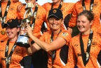 The Art of Female Captaincy