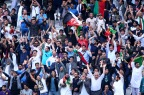 Joining the Afghan party at Lord's